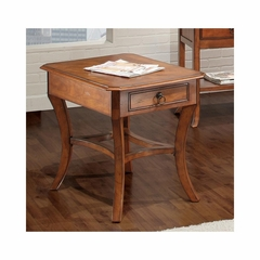 Hamilton Rectangular End Table - Largo - LARGO-ST-T844-123