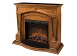 Hampton Electric Fireplace - Dimplex - SEP-O-4500-FB