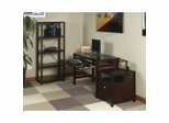 Hampton Home Office Collection in Espresso - Office Star
