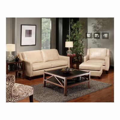 Hancock 3 Piece Set - Sofa, Club Chair and Ottoman - Largo - LARGO-WG-L2537-SET