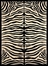 "Hand Carved Machine Woven Rug - 5' 3"" x 7' 6"" - Terra 648-26 - International Rugs"