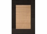 "Hand Carved Machine Woven Rug - 5' 3"" x 7' 6"" - Terra 703-26 - International Rugs"
