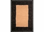 "Hand Carved Machine Woven Rug - 5' 3"" x 7' 6"" - Terra 830-26 - International Rugs"