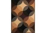 "Hand Carved Machine Woven Rug - 7' 9"" x 10' 6"" - Terra 225-823 - International Rugs"