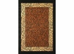 "Hand Carved Machine Woven Rug - 7' 9"" x 10' 6"" - Terra 748-26 - International Rugs"