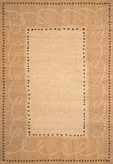 "Hand Carved Machine Woven Rug - 7' 9"" x 10' 6"" - Terra 830-22 - International Rugs"