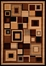 "Hand Carved Machine Woven Rug - 7' 9"" x 10' 6"" - Terra 9293-26 - International Rugs"