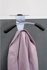 Hanger Shaped Over The Panel Coat Hook