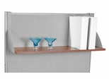 "Hanging Open Shelf 37"" - OFM - 55285"