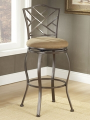 Hanover Swivel Bar Stool - Hillsdale Furniture - 4815-844