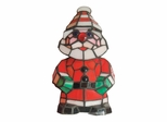 Happy Santa Accent Lamp - Dale Tiffany