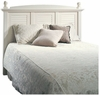 Harbor View Full / Queen Headboard Antique White - Sauder Furniture - 158022
