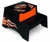 Harley Davidson Flames Step n Store - KidKraft Furniture - 10130