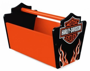 Harley Davidson Flames Toy Caddy - KidKraft Furniture - 10131