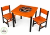 Harley Davidson Table and 2 Chair Set - KidKraft Furniture - 10212