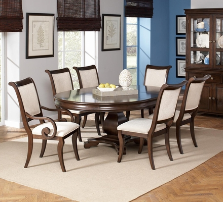Harris 7 Piece Dining and Chair Set - 104111