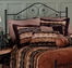 Harrison King Size Headboard with Frame - Hillsdale Furniture
