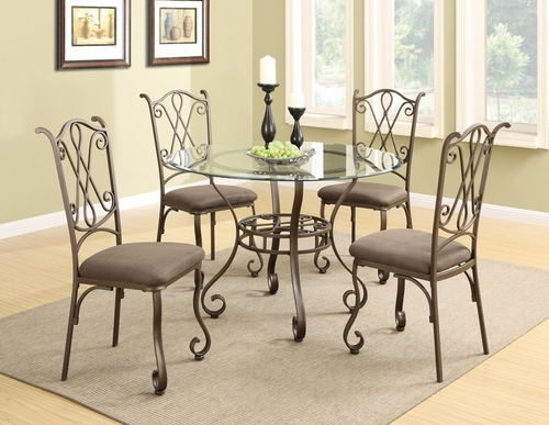 Hart 5 Piece Set Table - 150119
