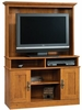 Harvest Mill Entertainment Center Abbey Oak - Sauder Furniture - 404960