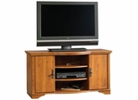 Harvest Mill Entertainment Credenza Abbey Oak - Sauder Furniture - 403891