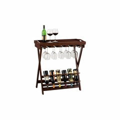 Havana Wine Table in Cherry - Howard Miller