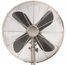 Height Adjustable Floor Fan - Stainless- Deco Breeze - DBF0208