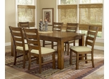 Hemstead 7-Piece Dining Room Furniture Set - Hillsdale Furniture - 4941DTBC7