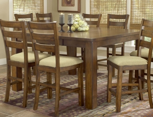 Hemstead Gathering Table with Take-Off Leaf - Hillsdale Furniture - 4941-835