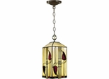 Henderson Mackintosh Foyer Fixture - Dale Tiffany