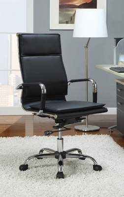 High Back Executive Chair in Black - 800208
