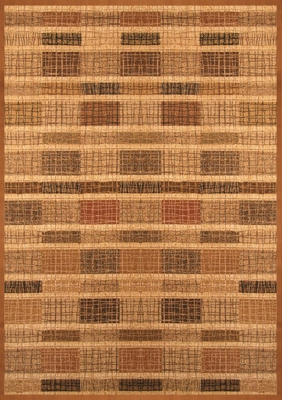 High Density Machine Woven Rug - 5' 3