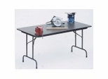 "High-Pressure 3/4"" Top Folding Table 18"" x 60"" - Correll Office Furniture - CF1860PX"