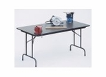 "High-Pressure 5/8"" Top Folding Table 30"" x 60"" - Correll Office Furniture - CF3060P"