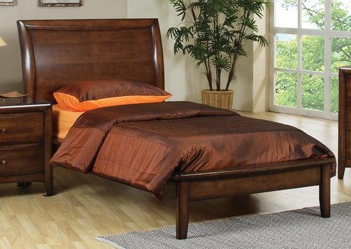Hillary and Scottsdale Twin/Full Size Platform Bed - 400281T