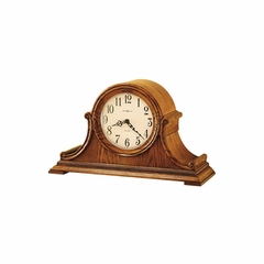 Hillsborough Mantel Clock in Windsor Casual - Howard Miller