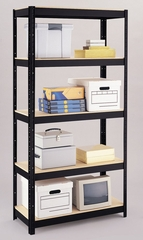 Hirsh Commercial Duty 4 Shelf Unit - Hirsh Industries - 17188