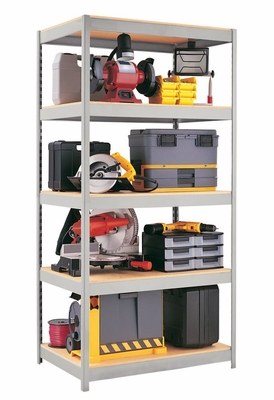 Hirsh Heavy Industrial Duty 5 Shelf Unit - Hirsh Industries - 17312