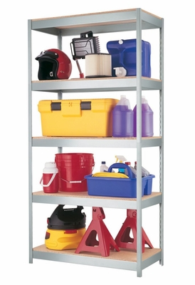 Hirsh Industrial Duty 5 Shelf Unit - Hirsh Industries - 17298