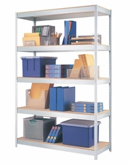Hirsh Industrial Duty 5 Shelf Unit - Hirsh Industries - 17300