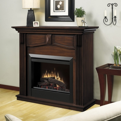 Holbrook Electric Fireplace - Dimplex - DFP4765BW