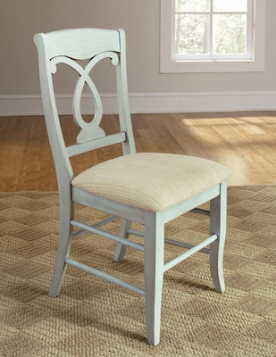 Holland Pineapple Back Dining Side Chair - Set of 2 - 103822BLU