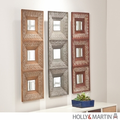 SEI Medina 3pc Mirror Set