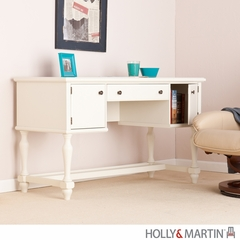 SEI Sunbury Desk - Off-White