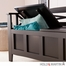 Holly & Martin Branson Storage Bench