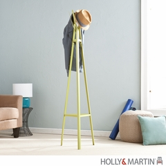 SEI Metal Hall Tree - Lime Green