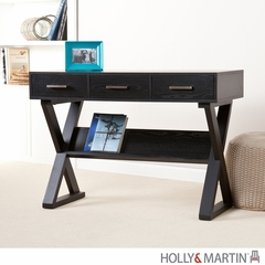 SEI Carlos Desk - Black