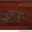 Holly & Martin Logan Hand - Carved Secretary Desk