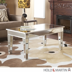 Holly & Martin Montrose Mirrored Cocktail Table