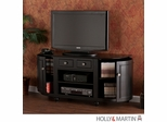 Holly & Martin Sawyer TV / Media Stand - Black