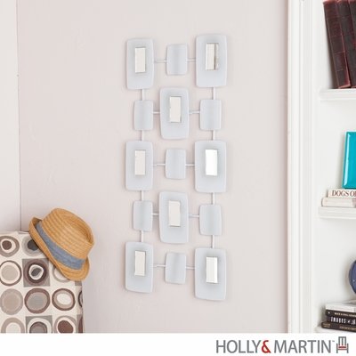 Holly & Martin Torrey Mirrored Wall Art